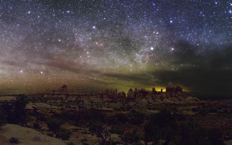 3 Parks In The Us With Incredible Dark Skies That Are