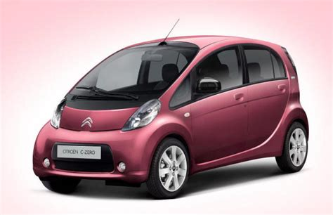 Electric Citroen C-zero Confirmed For £5,000 Electric
