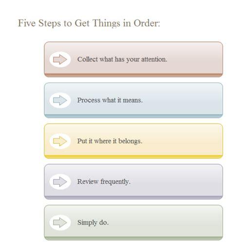 step by step template five steps step by step chart free five steps step by step chart templates