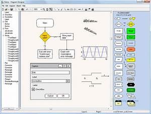 Diagram Designer Screenshot And Download At Snapfiles Com