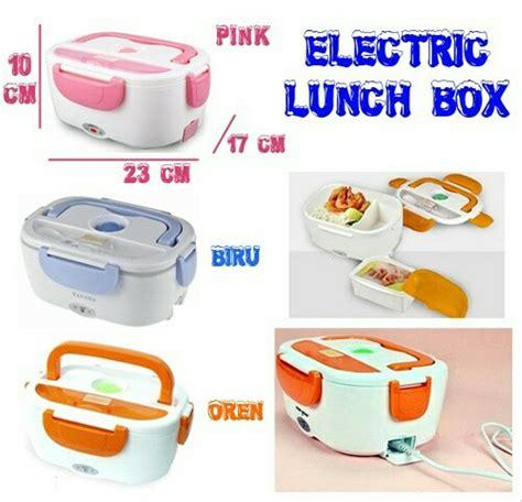 jual lunchbox electrik kotak makan elektrik penghangat makanan di lapak kautsar the
