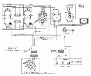 Briggs And Stratton Wiring Diagram  U2013 Volovets Info