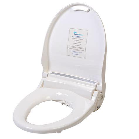 Clean Sense Bidet by Clean Sense 1500r Remote Bidet Seat Clear Water Bidets