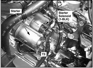 2004 Honda Accord Starter Location  Wiring Diagram