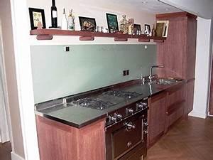 Pose Credence Verre : pose credence cuisine verre sable cr dences cuisine ~ Premium-room.com Idées de Décoration