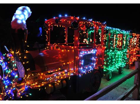 wild lights palm desert wildlights holiday display continues at the living desert