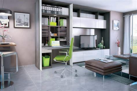 bureau meuble tv aménagement bureau sur mesure archea