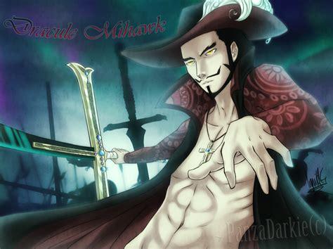 Dracule Mihawk One Piece Wallpaper Anime #2