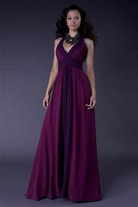 Beautiful plum color outfits designs for girls designers for Plum dress for wedding