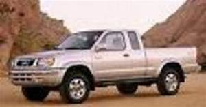 Famous Car Manual  2000 Nissan Frontier Service Factory