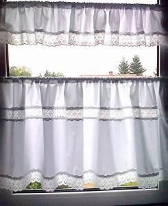 Scheibengardinen Set 2 Teilig : frau apfelbl te gardinenmanufaktur n hkurse textilien scheibengardinen set anna ~ Whattoseeinmadrid.com Haus und Dekorationen