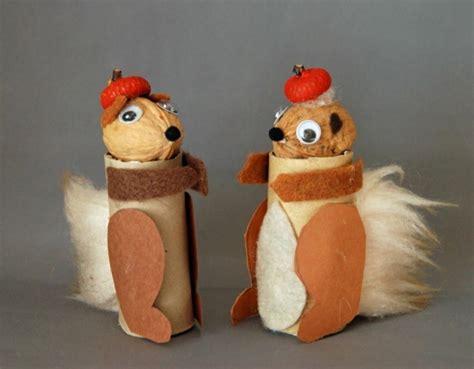 eichhörnchen zum basteln wie die kinder eichh 246 rnchen basteln 252 ber 40 kreative vorschl 228 ge