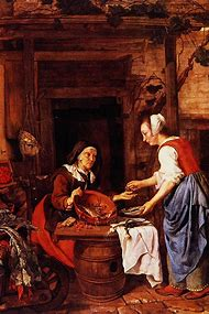 Old Dutch Masters Paintings of Women