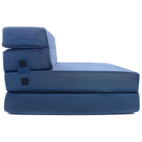 Soft Sofa Cushions by Tri Fold Foam Folding Mattress And Sofa Bed Queen
