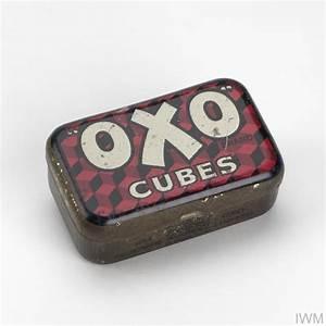 Brand Design Books Oxo Cubes Tin Eph 3421