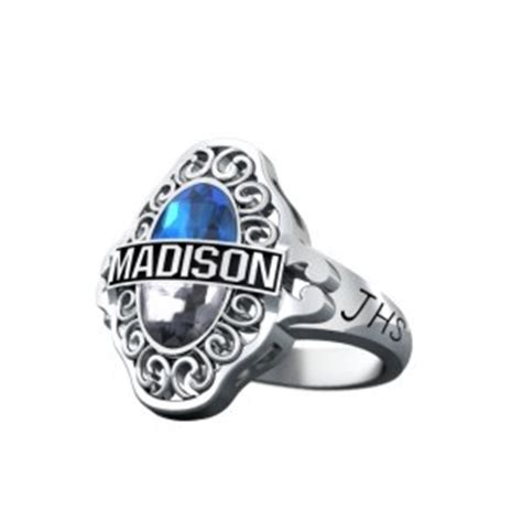 design your own class ring 1000 images about class rings on blue topaz