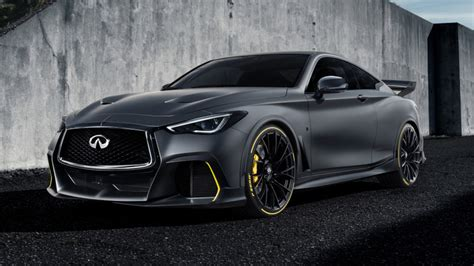 infiniti  project black  showcases  tech gallery