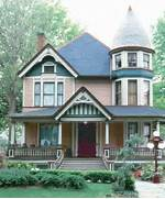 Exterior Colour Schemes For Victorian Homes by 35 Best Victorian Homes Images On Pinterest Exterior House Colors Victoria