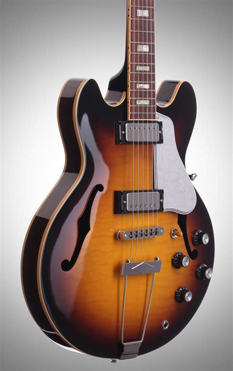 best electric guitar gibson es 390 figured top electric guitar with