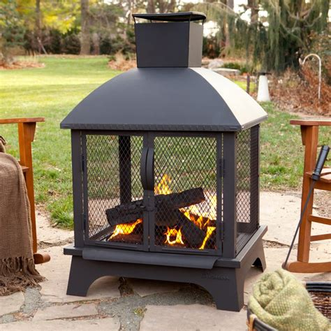 Best Fuel For A Chiminea by Outdoor Fireplace Buying Guide Fireplace Styles Fuel
