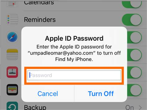 change apple id iphone log in with a different apple id on your iphone