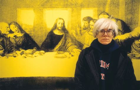 Andy Warhol Essay  Cfcpoland Andy Warhol Goes To Church The Art Newspaper