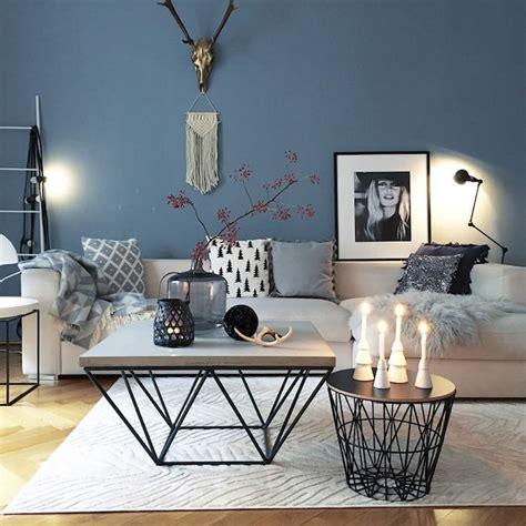 ideen fuer moderne und stilvolle deko fuer wohnzimmer