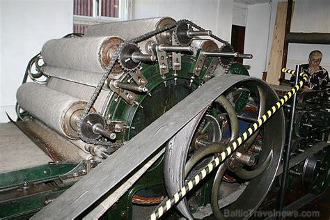 Vaemla Vilnas fabrikā esošajās vecajās tvaika mašīnās tika ...