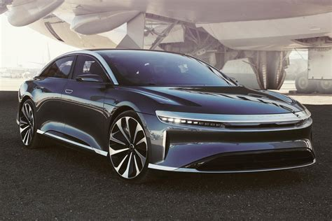 Lucid Motors Is Gunning For 1,800 Pure-Electric Horsepower | CarBuzz