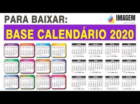 base de calendario feriados png corel gratis