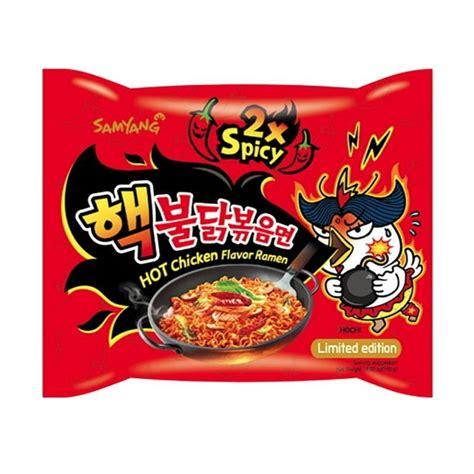 jual samyang nuclear 2x spicy mie instan 1 pcs