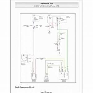 Pontiac Gto System Wiring Diagrams 2004  5 95