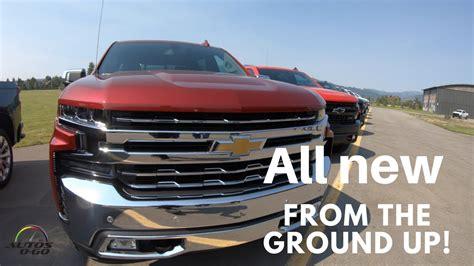 Chevrolet Silverado Pickup Truck Full Line Youtube