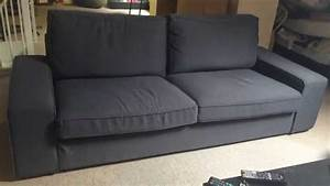 Seats Sofas : ikea kivik three seat sofa youtube ~ Eleganceandgraceweddings.com Haus und Dekorationen