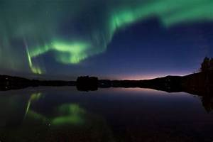 Northern Lights to be visible from UK tonight - and here's ...