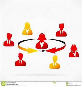 360 negative feedback stock photo. Image of businesswoman ...