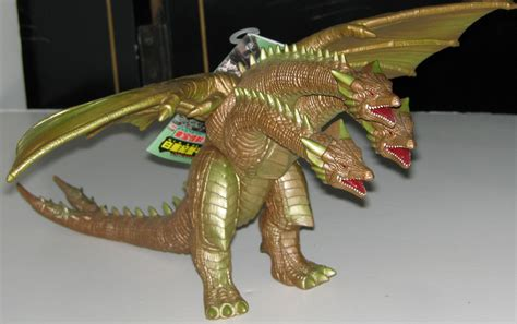 Godzilla, with its immense power from the biochar circulatory system is the king of the ocean at that time. Image - Bandai Japan Toho Kaiju Series - Cretaceous ...