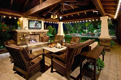 Backyard Patio Images by 18 Charming Mediterranean Patio Designs To Make Your