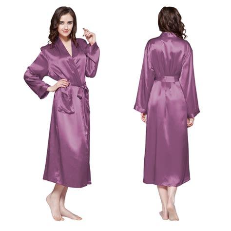 ail en robe de chambre robe de chambre femme longue