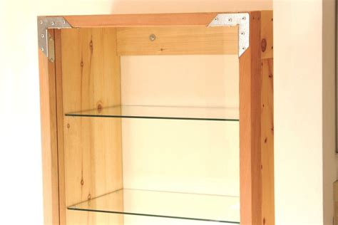 custom made cabinet doors hand crafted large cabinet with glass door by catapult