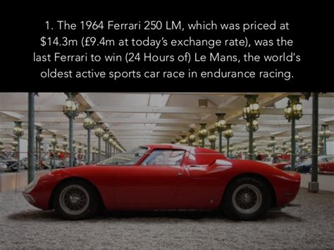 The Most Expensive Sports Racing