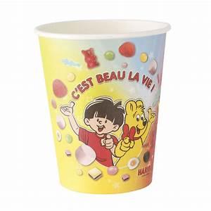 Carton Pour Verre : verre en carton pour anniversaire la boutique haribo ~ Edinachiropracticcenter.com Idées de Décoration