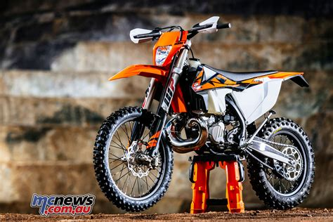 Ktm's 2018 Two-stroke Tpi Enduro Range Reviewed