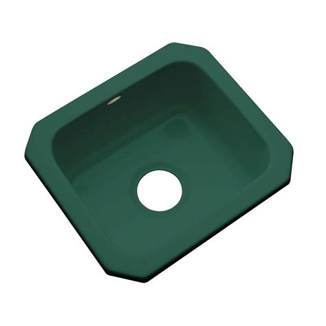 kitchen sinks manchester thermocast manchester undermount acrylic 16 in 0 3025