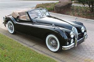 1957 Jaguar Xk140m Drophead With Overdrive U2013sold