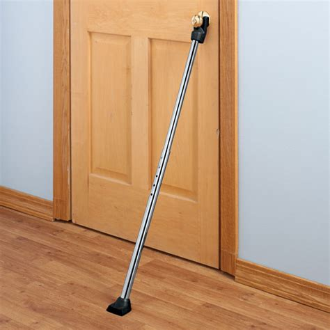 security bar for door door security bar maintenance repair home walter