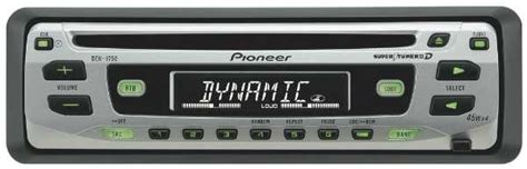 Pioneer Deh Car Tuner Reviews Productreview