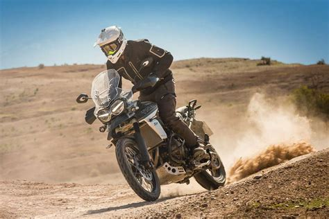 8 Things To Know About The 2018 Triumph Tiger 800 Xca