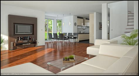 Home Interiors Photos Family Houses Interior By Diegoreales On Deviantart