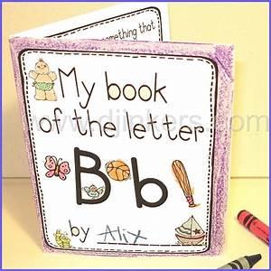 letter books letter recognition activities pinterest With alphabet letter books